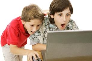 дети смотрят порно
