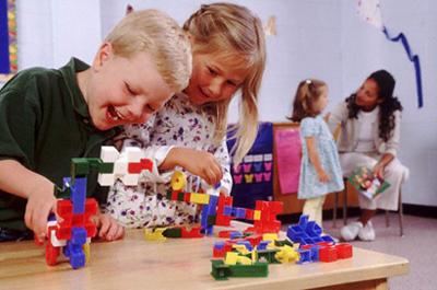 Почему ребенку нужно ходить в детский сад?